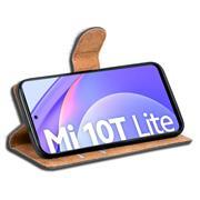 Basic Handyhülle für Xiaomi Mi 10T Lite Hülle Book Case klappbare Schutzhülle