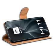 Basic Handyhülle für Xiaomi Mi 11 Hülle Book Case klappbare Schutzhülle