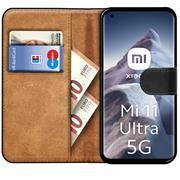 Basic Handyhülle für Xiaomi Mi 11 Ultra Hülle Book Case klappbare Schutzhülle