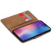 Basic Bookcase Hülle für Xiaomi Mi 9 klappbare Schutzhülle