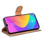 Basic Bookcase Hülle für Xiaomi Mi A3 Case klappbare Schutzhülle