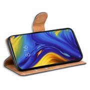 Basic Bookcase Hülle für Xiaomi Mi Mix 3 Schutzhülle mit Kartenfächern