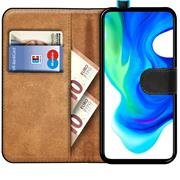 Basic Handyhülle für Xiaomi Poco F2 Pro Hülle Book Case klappbare Schutzhülle