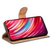 Basic Bookcase Hülle für Xiaomi Redmi Note 8 Pro Case klappbare Schutzhülle