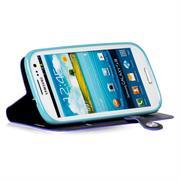 Book Wallet für Samsung Galaxy S3 / S3 Neo aufstellbares Schutz Case