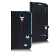 Book Wallet für Samsung Galaxy S4 Mini aufstellbares Schutz Case