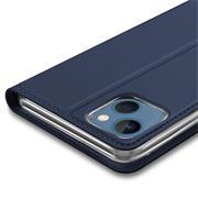 Magnet Case für Apple iPhone 13 Mini Hülle Schutzhülle Handy Cover Slim Klapphülle