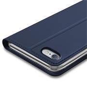 Magnet Case für Apple iPhone 6 Hülle, iPhone 6S Hülle Schutzhülle Handy Cover Slim Klapphülle