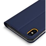 Magnet Case für Apple iPhone X / XS Hülle Schutzhülle Handy Cover Slim Klapphülle