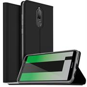 Slim Wallet Case für Huawei Mate 10 Lite aufstellbare Magnet Hülle