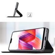 Magnet Case für Huawei Mate 20 Pro Hülle Schutzhülle Handy Cover Slim Klapphülle