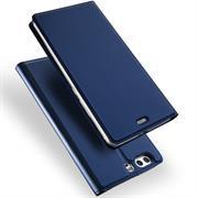 Slim Wallet Case für Huawei P10 Magnet Schutz Hülle mit Standfunktion