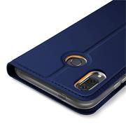 Magnet Case für Huawei P20 Lite Hülle Schutzhülle Handy Cover Slim Klapphülle