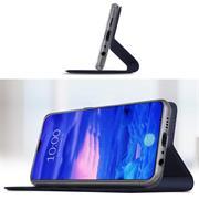 Magnet Case für Huawei P30 Lite Hülle Schutzhülle Handy Cover Slim Klapphülle