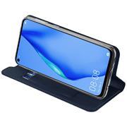 Magnet Case für Huawei P40 Lite Hülle Schutzhülle Handy Cover
