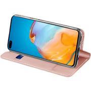 Magnet Case für Huawei P40 Pro Hülle Schutzhülle Handy Cover