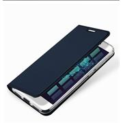 Magnet Case für Huawei P8 Lite 2017 Hülle Schutzhülle Handy Cover Slim Klapphülle