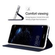 Magnet Case für Huawei P9 Hülle Schutzhülle Handy Cover Slim Klapphülle