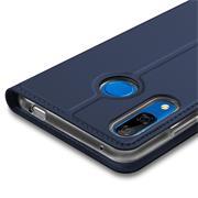 Magnet Case für Huawei P Smart Z Hülle Schutzhülle Handy Cover Slim Klapphülle