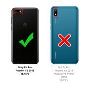 Magnet Case für Huawei Y5 2018 Hülle Schutzhülle Handy Cover
