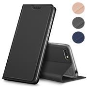 Magnet Case für Huawei Y5 2018 Hülle Schutzhülle Handy Cover Slim Klapphülle