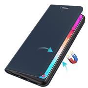 Slim Wallet Case für Huawei Y5 (2019) aufstellbare Magnet Hülle