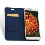Slim Wallet Case für Huawei Y6 2018 Magnet Hülle mit Standfunktion