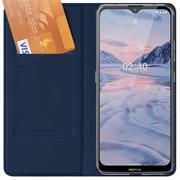 Magnet Case für Nokia 2.4 Hülle Schutzhülle Handy Cover Slim Klapphülle