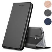 Magnet Case für Nokia 2 Hülle Schutzhülle Handy Cover Slim Klapphülle