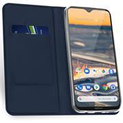 Magnet Case für Nokia 5.3 Hülle Schutzhülle Handy Cover Slim Klapphülle Slim Klapphülle