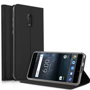 Slim Wallet Case für Nokia 5 Magnet Schutz Hülle mit Standfunktion