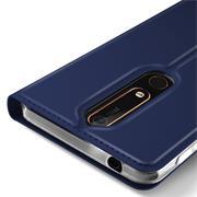 Magnet Case für Nokia 6.1 Hülle Schutzhülle Handy Cover