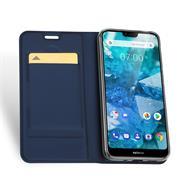 Magnet Case für Nokia 7.2 Hülle Schutzhülle Handy Cover Slim Klapphülle
