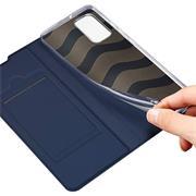 Magnet Case für Samsung Galaxy A03s Hülle Schutzhülle Handy Cover Slim Klapphülle
