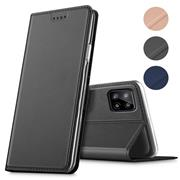 Magnet Case für Samsung Galaxy A22 5G Hülle Schutzhülle Handy Cover Slim Klapphülle