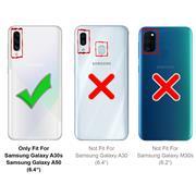 Magnet Case für Samsung Galaxy A50/A30s Hülle Schutzhülle Handy Cover