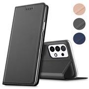 Magnet Case für Samsung Galaxy A72 Hülle Schutzhülle Handy Cover Slim Klapphülle
