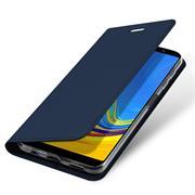Magnet Case für Samsung Galaxy A7 2018 Hülle Schutzhülle Handy Cover Slim Klapphülle