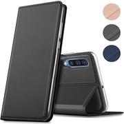 Magnet Case für Samsung Galaxy A90 5G Hülle Schutzhülle Handy Cover Slim Klapphülle