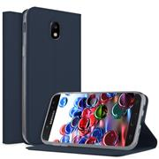 Magnet Case für Samsung Galaxy J5 2017 Hülle Schutzhülle Handy Cover Slim Klapphülle