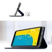 Magnet Case für Samsung Galaxy J6 2018 Hülle Schutzhülle Handy Cover