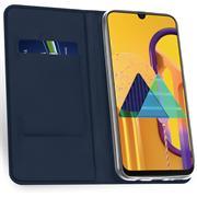 Magnet Case für Samsung Galaxy M30s Hülle Schutzhülle Handy Cover