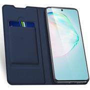 Magnet Case für Samsung Galaxy S10 Lite Hülle Schutzhülle Handy Cover Slim Klapphülle