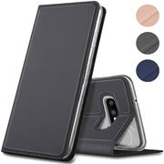 Slim Wallet Case für Samsung Galaxy S10 aufstellbare Magnet Hülle