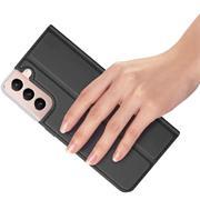 Magnet Case für Samsung Galaxy S21 Hülle Schutzhülle Handy Cover Slim Klapphülle