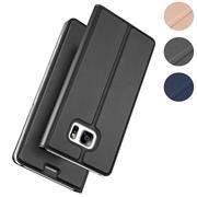 Magnet Case für Samsung Galaxy S7 Edge Hülle Schutzhülle Handy Cover