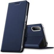 Magnet Case für Sony Xperia 10 III Hülle Schutzhülle Handy Cover Slim Klapphülle