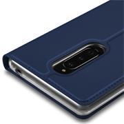 Slim Wallet Case für Sony Xperia 1 aufstellbare Magnet Hülle