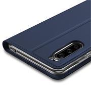 Magnet Case für Sony Xperia 5 Hülle Schutzhülle Handy Cover Slim Klapphülle