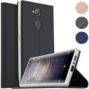 Magnet Case für Sony Xperia L2 Hülle Schutzhülle Handy Cover